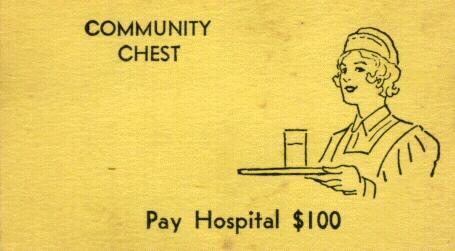 Monopoly - Old Card Illustrations Cchosp